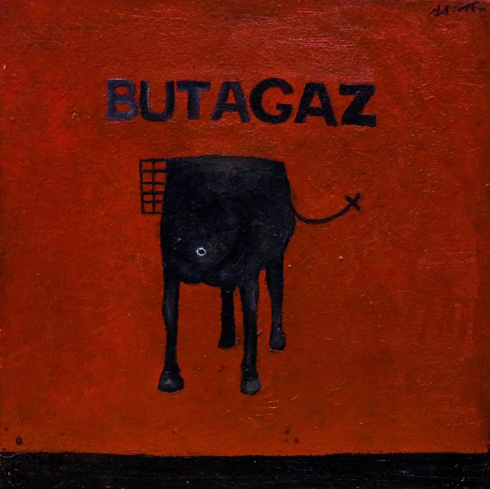 aatoth franyo: Butagaz