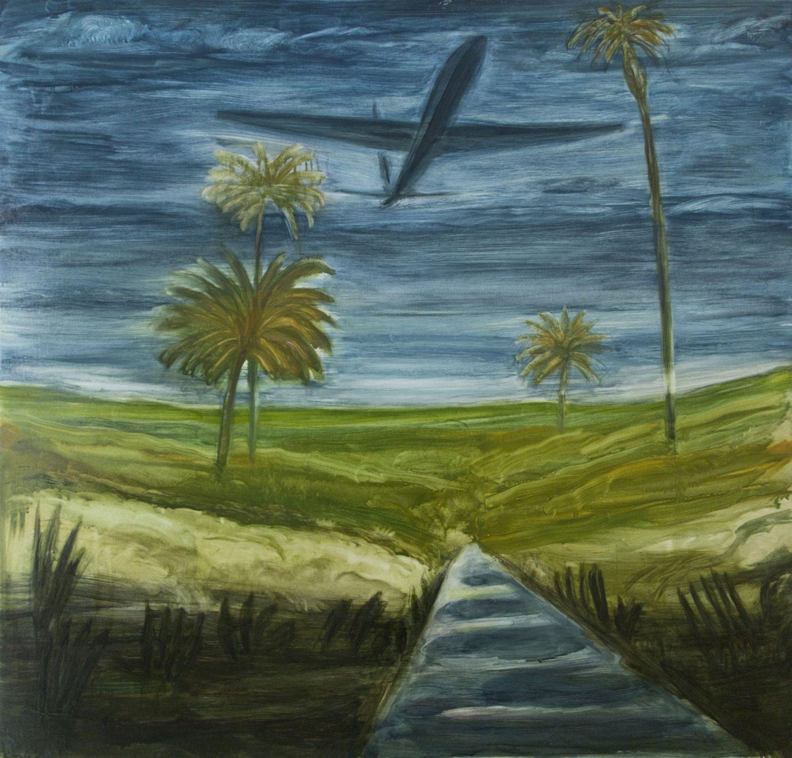 Szotyory László: A dzsungel fölött