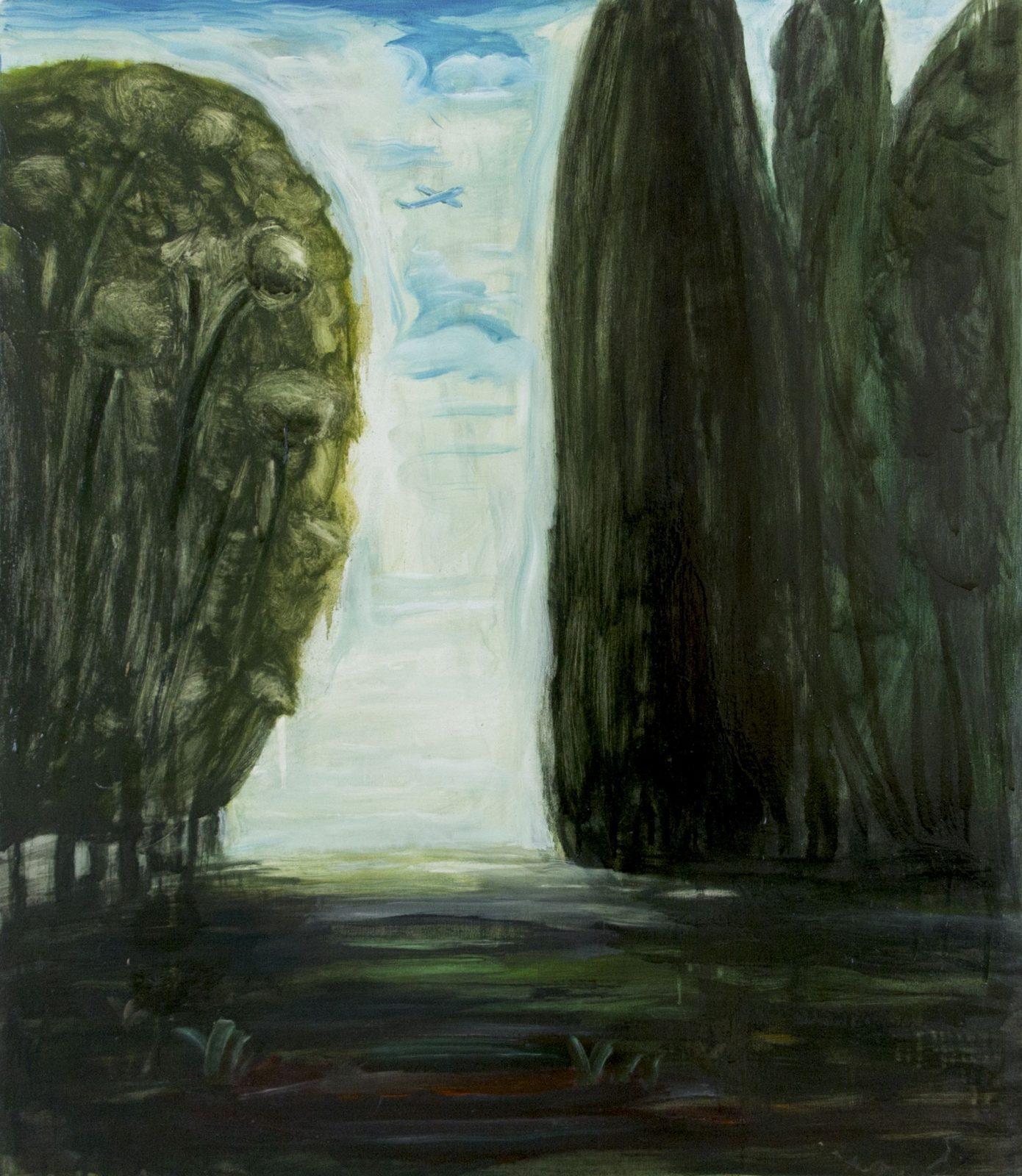 Szotyory László: Watteau és a repülő