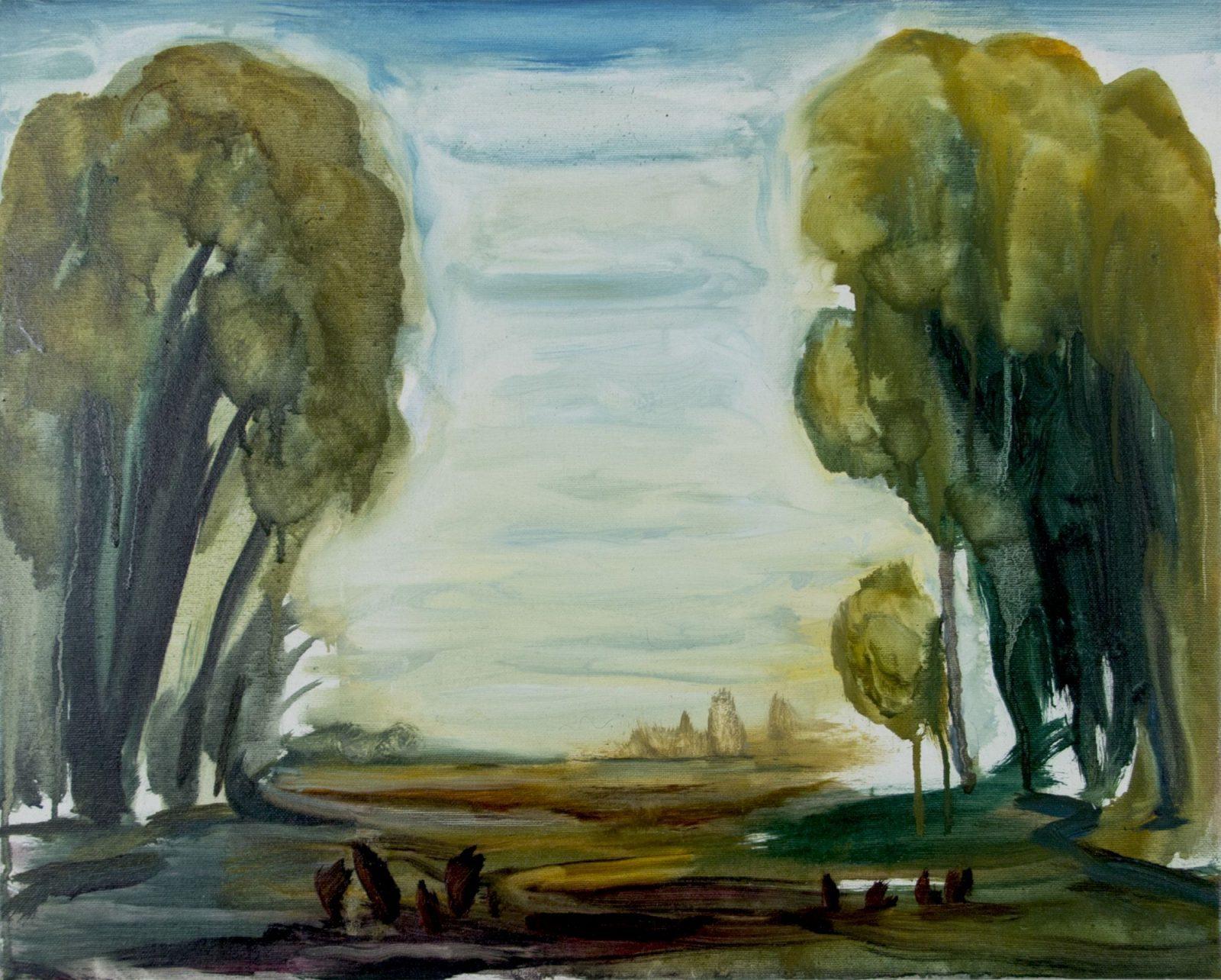 Szotyory László: Hommage á Watteau