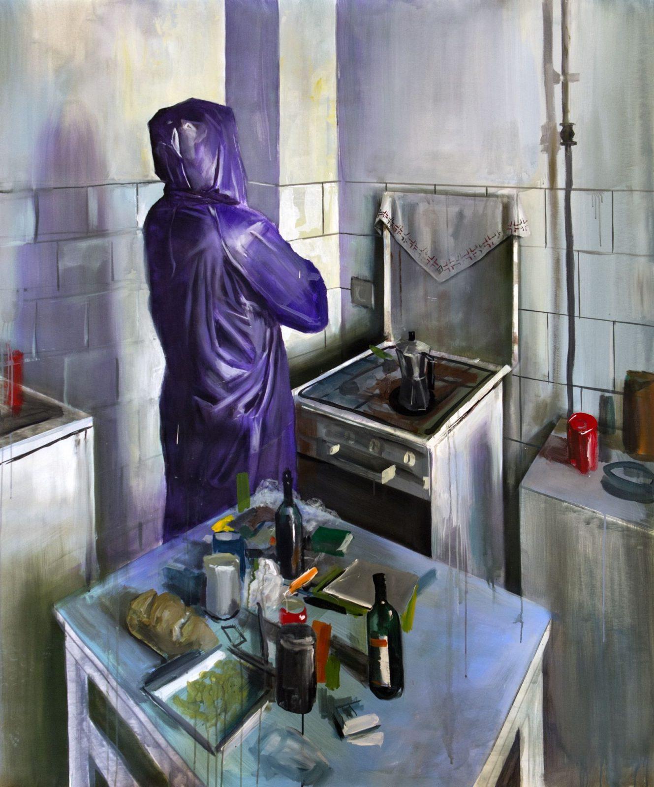 Herman Levente: Kiserlet – The Kitchen