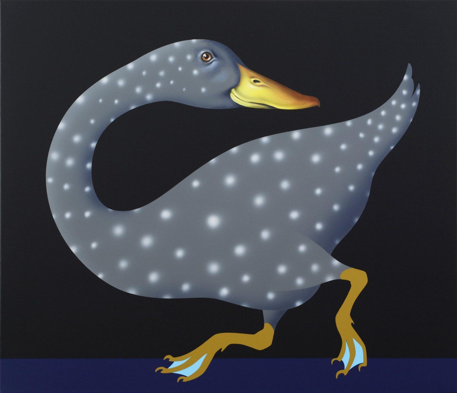 Orr Máté: Celestial Duck